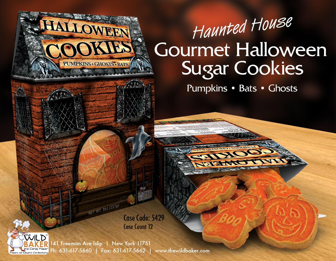 Halloween Haunted House Package