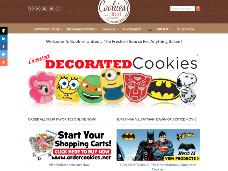 Cookies United